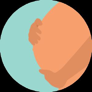 Icon Schwangerschaftsmassage